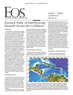 Focused Study of Interweaving Hazards Across the Caribbean